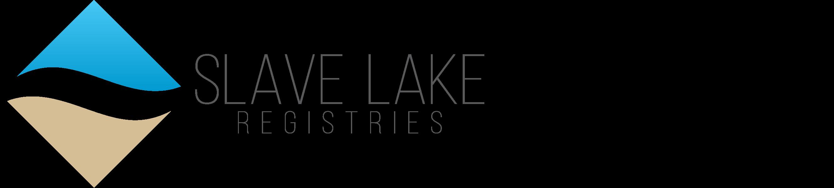 Slave Lake Registries